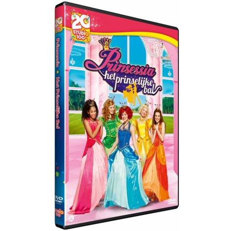 Dvd Prinsessia: prinselijke bal - 20 jaar S100