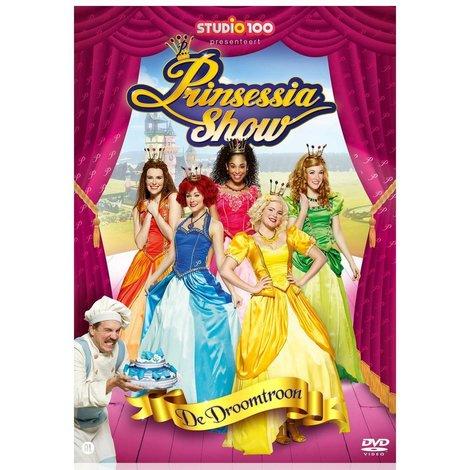 Prinsessia DVD - De Droomtroon