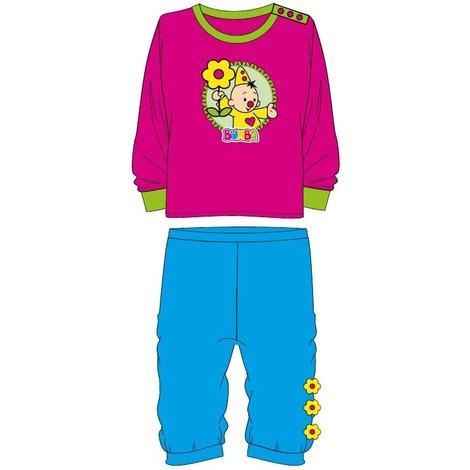 Bumba Pyjama roze - blauw