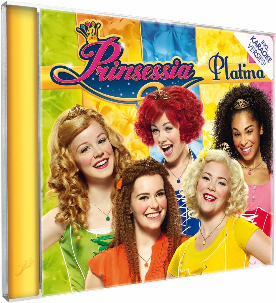 Prinsessia CD - Platina