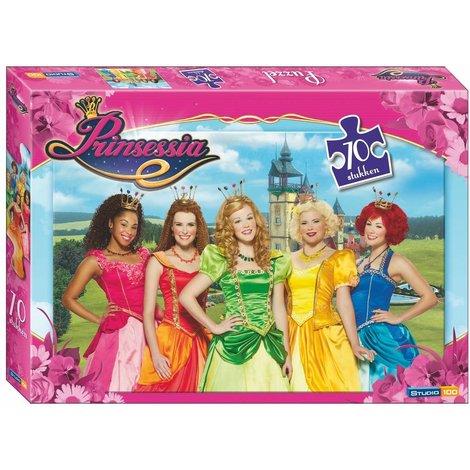 Prinsessia Puzzel 70 stukjes
