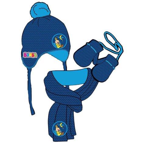 Bumba winterset blauw one size fits alls