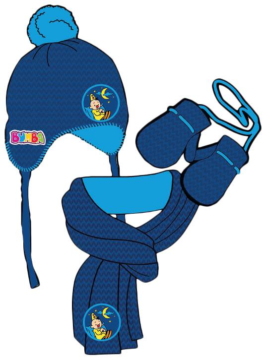 Bumba WINT- blauw
