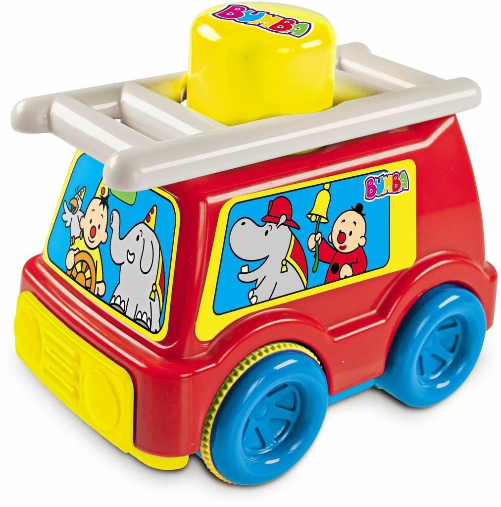 Camion de pompiers Bumba