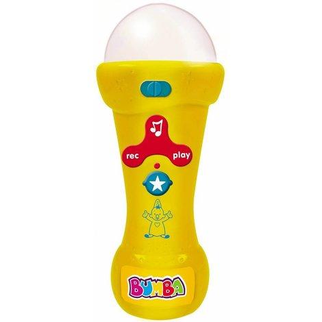 Mon premier microphone Bumba