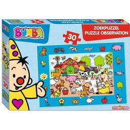 Puzzle d'observation Bumba