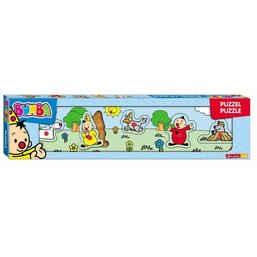 Bumba Puzzles bois - Abres 5 pièces