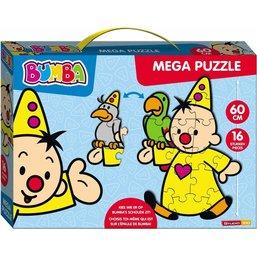 Bumba Puzzle au sol - 16 pièces