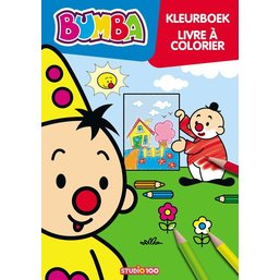 Livre de coloriages Bumbalu