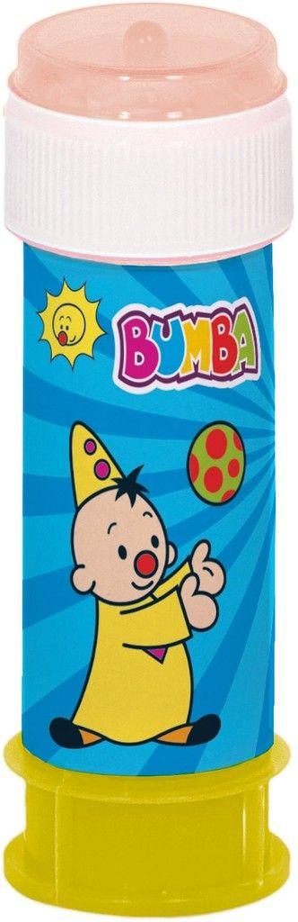 Souffleur de bulles de savon 60 ml Bumba