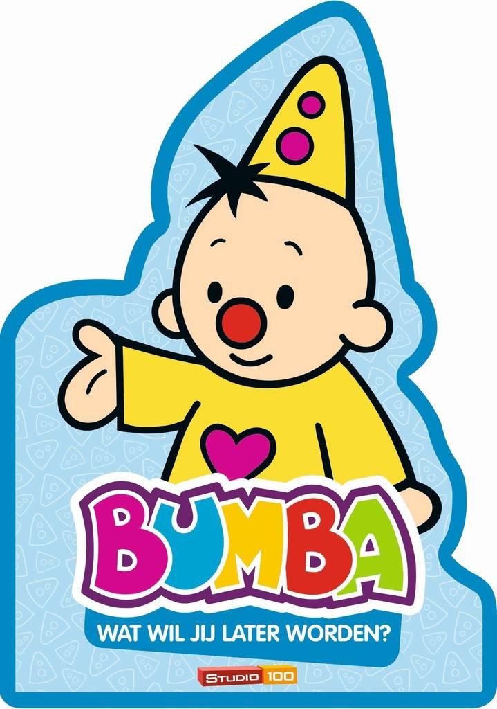 Bumba Boek- Wat wil jij later worden?