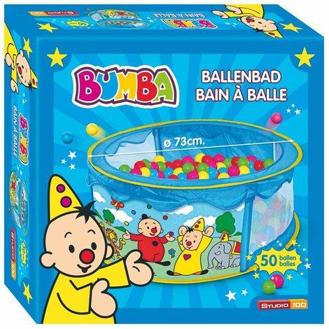 Bumba Piscine à balles - 50 balles