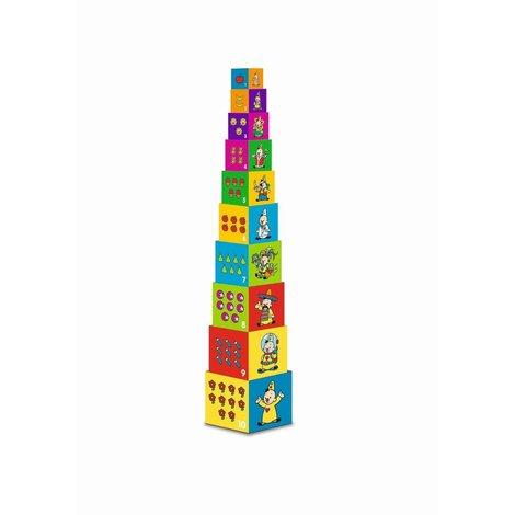 Bumba Cubes à Empiler