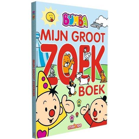 Bumba Boek - Mijn groot zoekboek