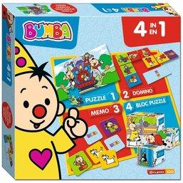 Bumba SPEL- o.a. memory/domino