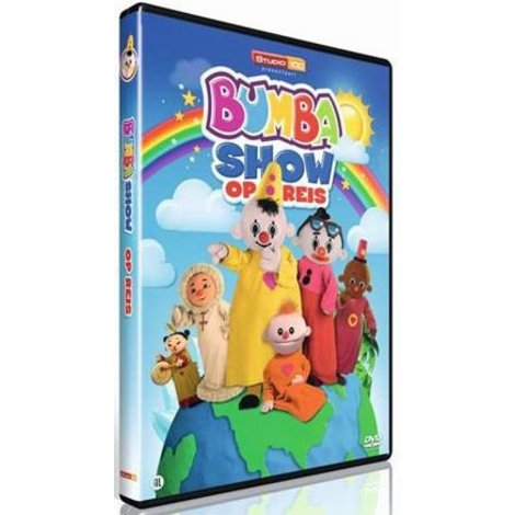 Bumba DVD- op reis