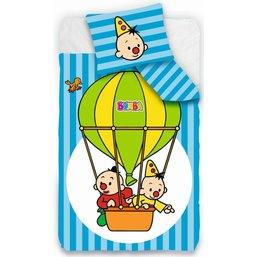 Dekbed Bumba luchtballon 140x200/65x65 cm