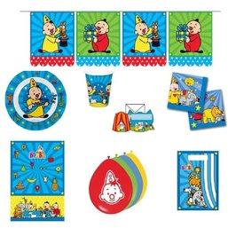 Kit de fête Bumba - 62 pièces