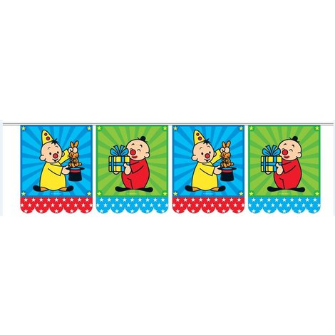 Bumba Flags Line, 10mtr.