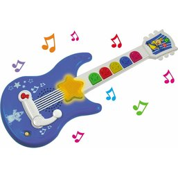 Bumba Ma première guitare