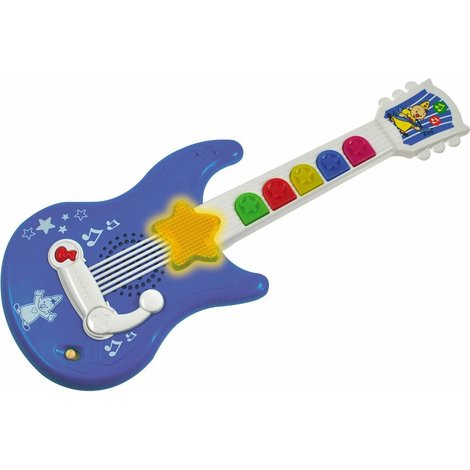 Bumba Mijn eerste gitaar