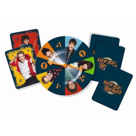 Ghost Rockers kaartspel