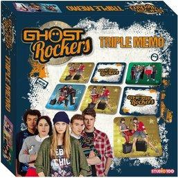 Ghost Rockers Spel Memory Rockers Triple