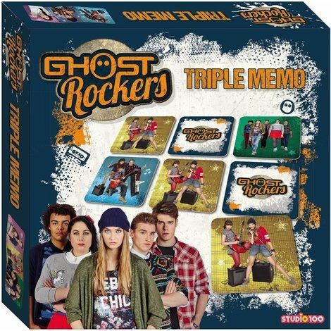 Ghost Rockers SPEL- Rockers Triple