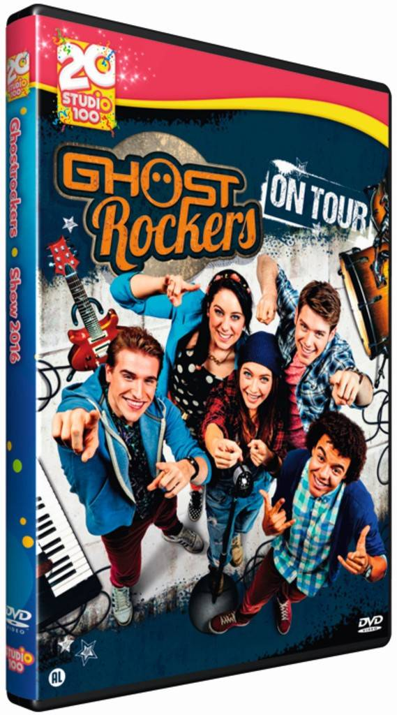 Ghost Rockers DVD - On tour