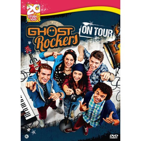 Dvd Ghost Rockers: on tour - 20 jaar S100