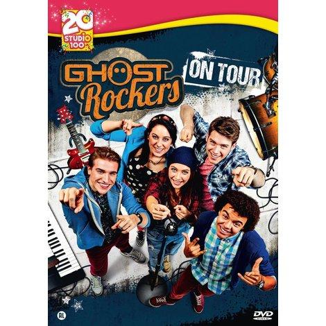 Ghost Rockers DVD - On tour - 20 jaar Studio 100