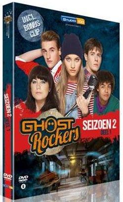 Dvd Ghost Rockers: Ghost Rockers S02D01