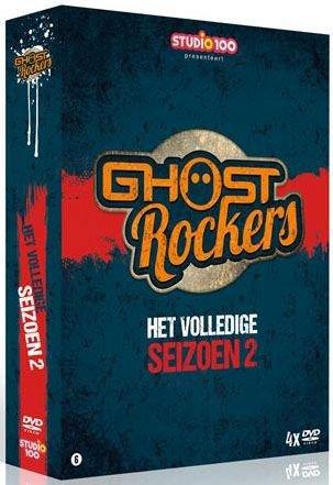 Dvd Ghost Rockers: seizoen 1