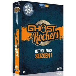 Ghost Rockers 4-DVD box - Compleet seizoen 1