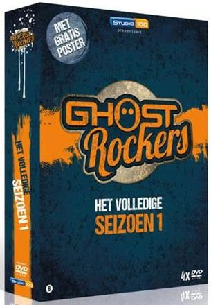 Dvd Ghost Rockers: seizoen compleet