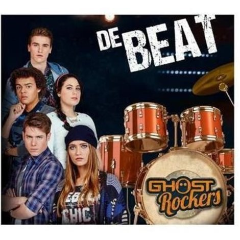 Ghost Rockers CD- De beat