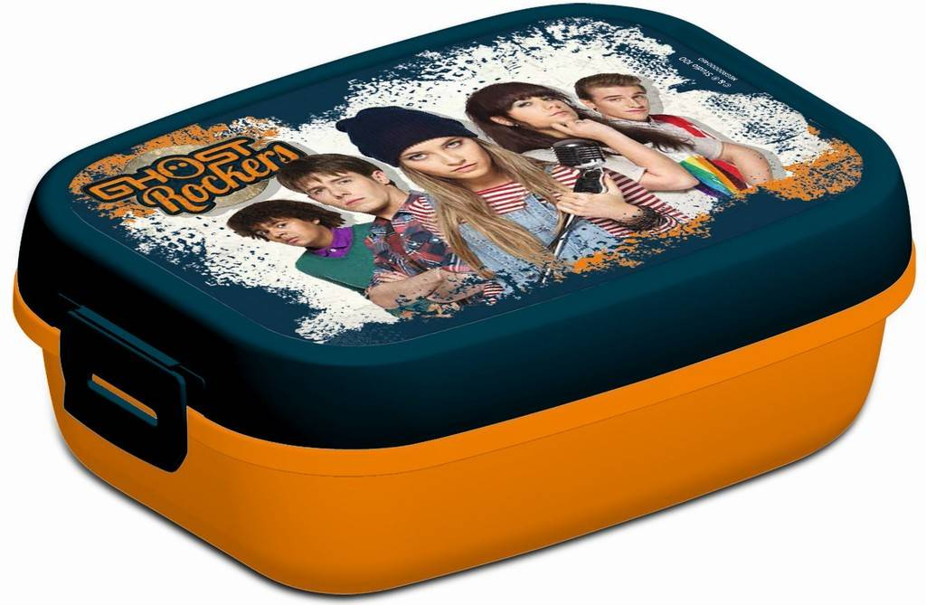 Ghost Rockers lunchbox