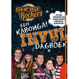 Ghost Rockers Kabonga invulboek