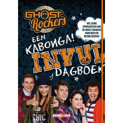 Ghost Rockers Kabonga invulboek