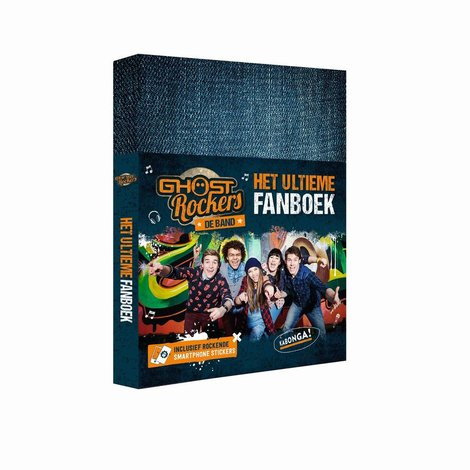 Ghost Rockers Fanboek