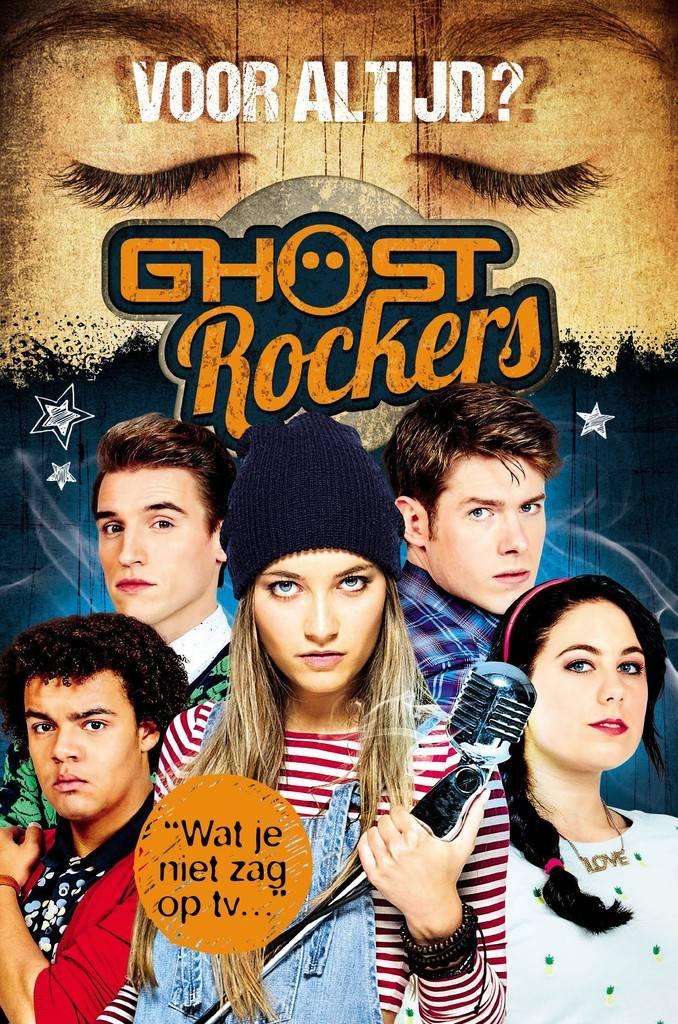 Ghost Rockers Boek- Voor altijd