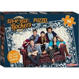 Ghost Rockers Puzzel Glow - 150 stukjes