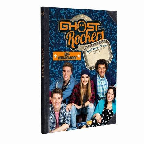 Ghost Rockers Vriendenboek