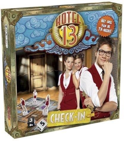 Hotel 13 SPEL- Hotel 13