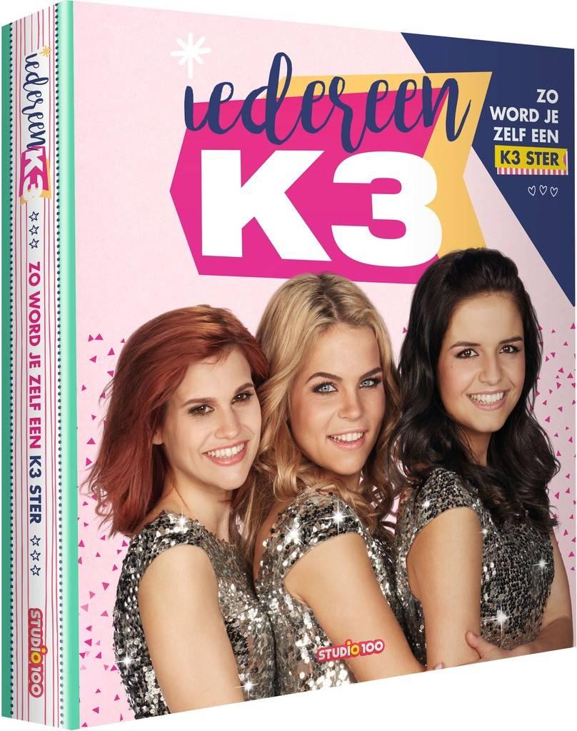 K3 FOTO- Iedereen K3
