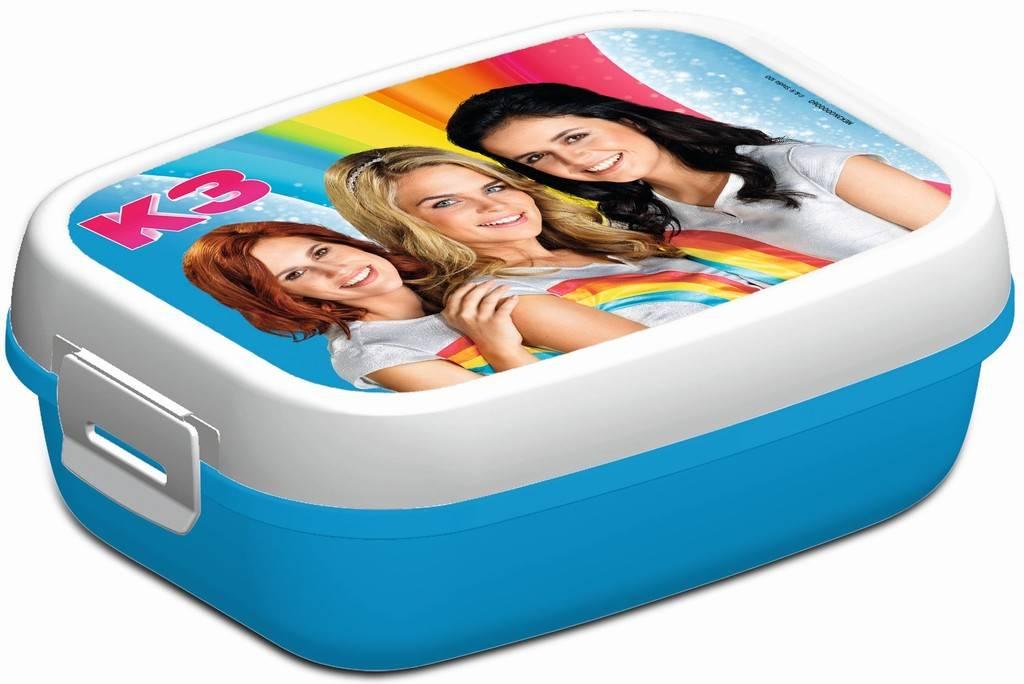 Boîte à tartines K3