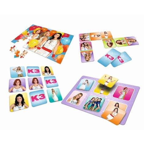 K3 SPEL- o.a. domino/lotto