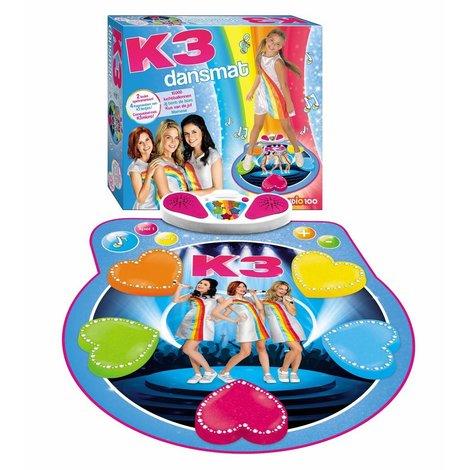 K3- Tapis de danse