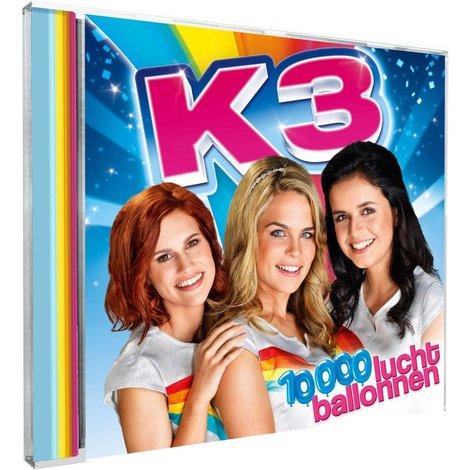 K3 CD 1- 10.000 luchtballonnen