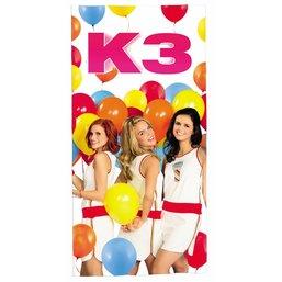K3 Strandlaken -  76x152 cm